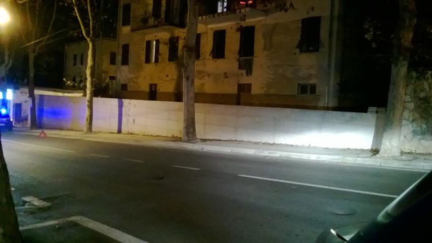 foto mura torresi rifatta